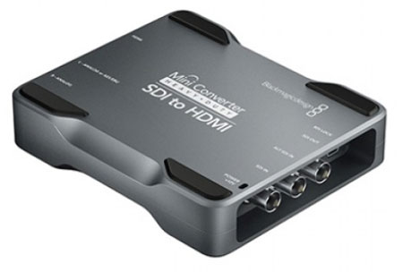 Blackmagic Minikonverter Heavy Duty SDI zu HDMI