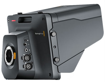 Blackmagic Studio Camera HD - MFT